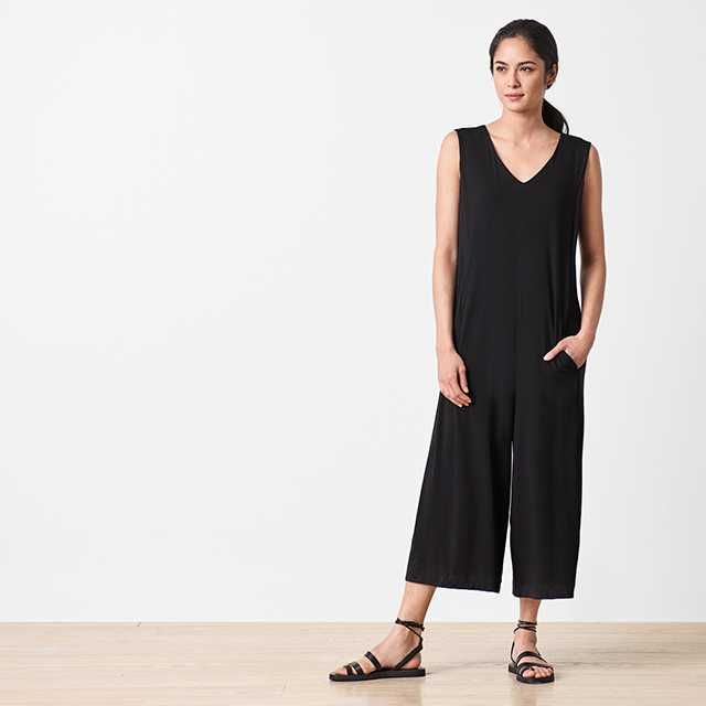 When in the US eight years ago, I bought lots of Eileen Fisher ...