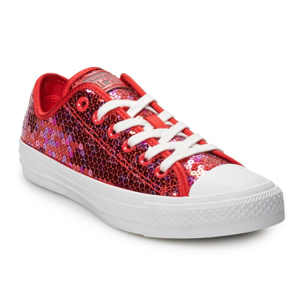 da9903956ba7 Women s Converse Chuck Taylor All Star Sequins Sneakers