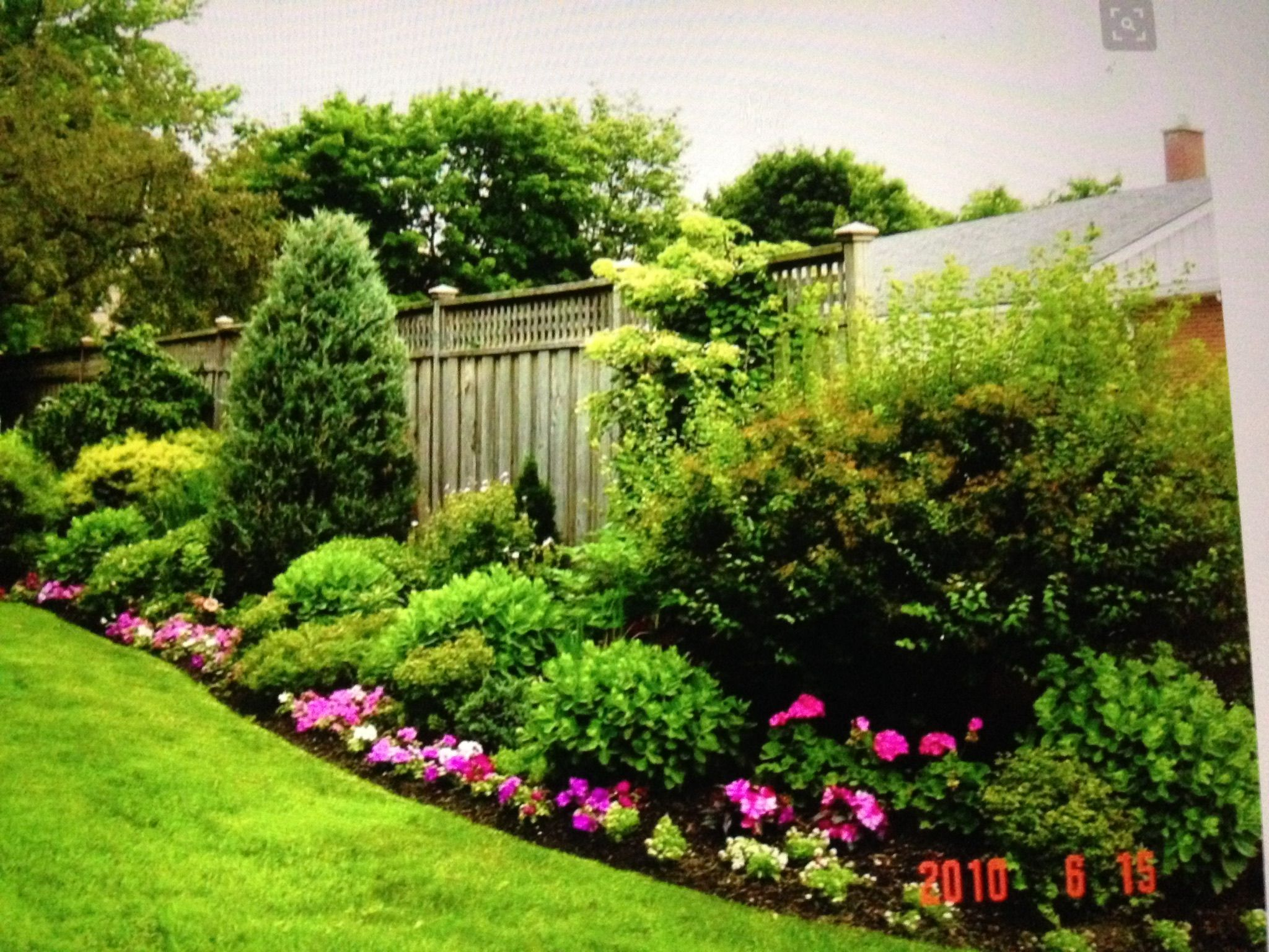 pin by donna on gardening fence lines pinterest garden