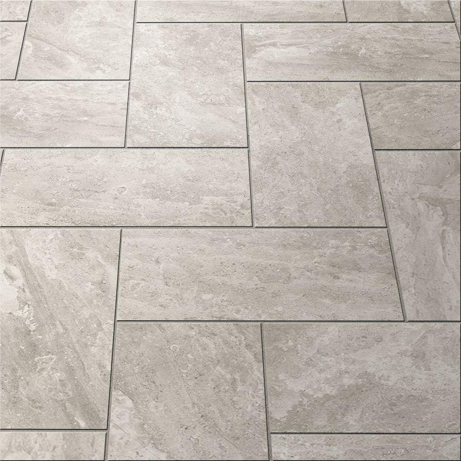Shop Style Selections Trailden Gray Ceramic Indoor/Outdoor
