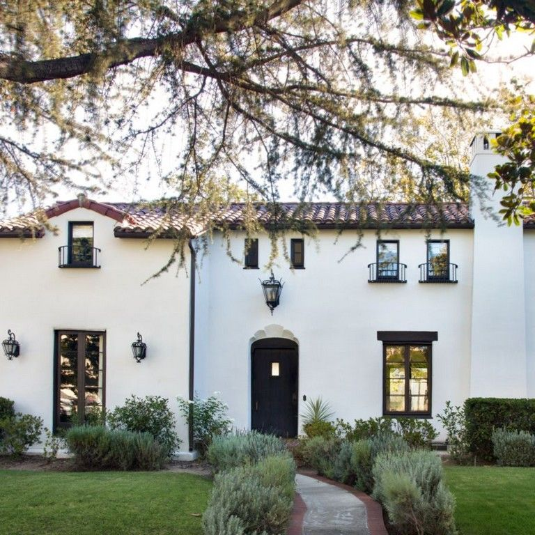 39+ Lovely Spanish Style Exterior Paint Colors You Will