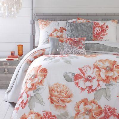 Jessica Simpson Golden Peony Comforter Set