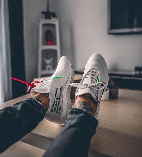 Nike Air Max 97 Summit White 2017 (by Kamil
