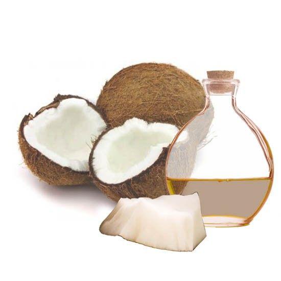 preparar perfume de coco