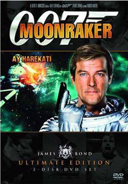 Moonraker - Ay Harekatı - James Bond