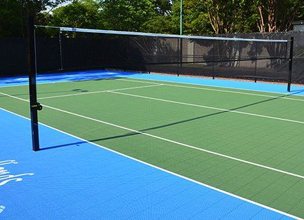Synthetic Volleyball Court Google Search Tennis Volleyball Practice Volleyball