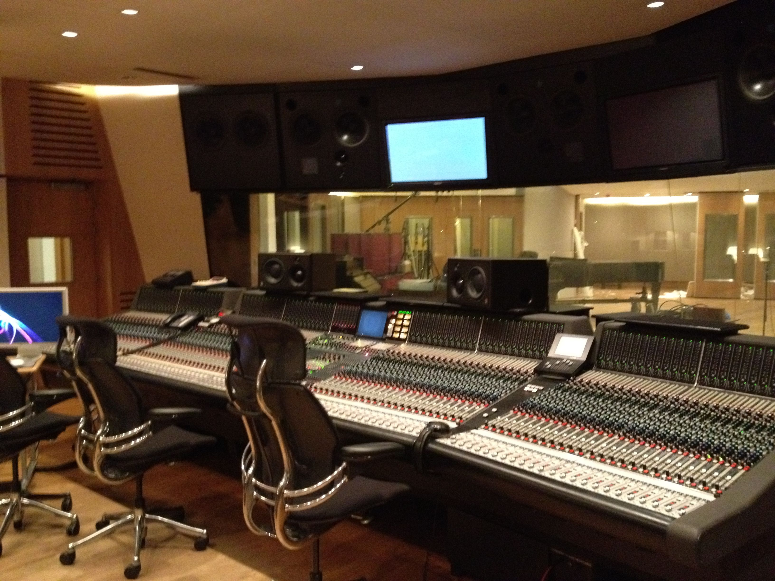 Cool Professional Recording Studio Design This Entry Was Posted In Largest Home Design Picture Inspirations Pitcheantrous
