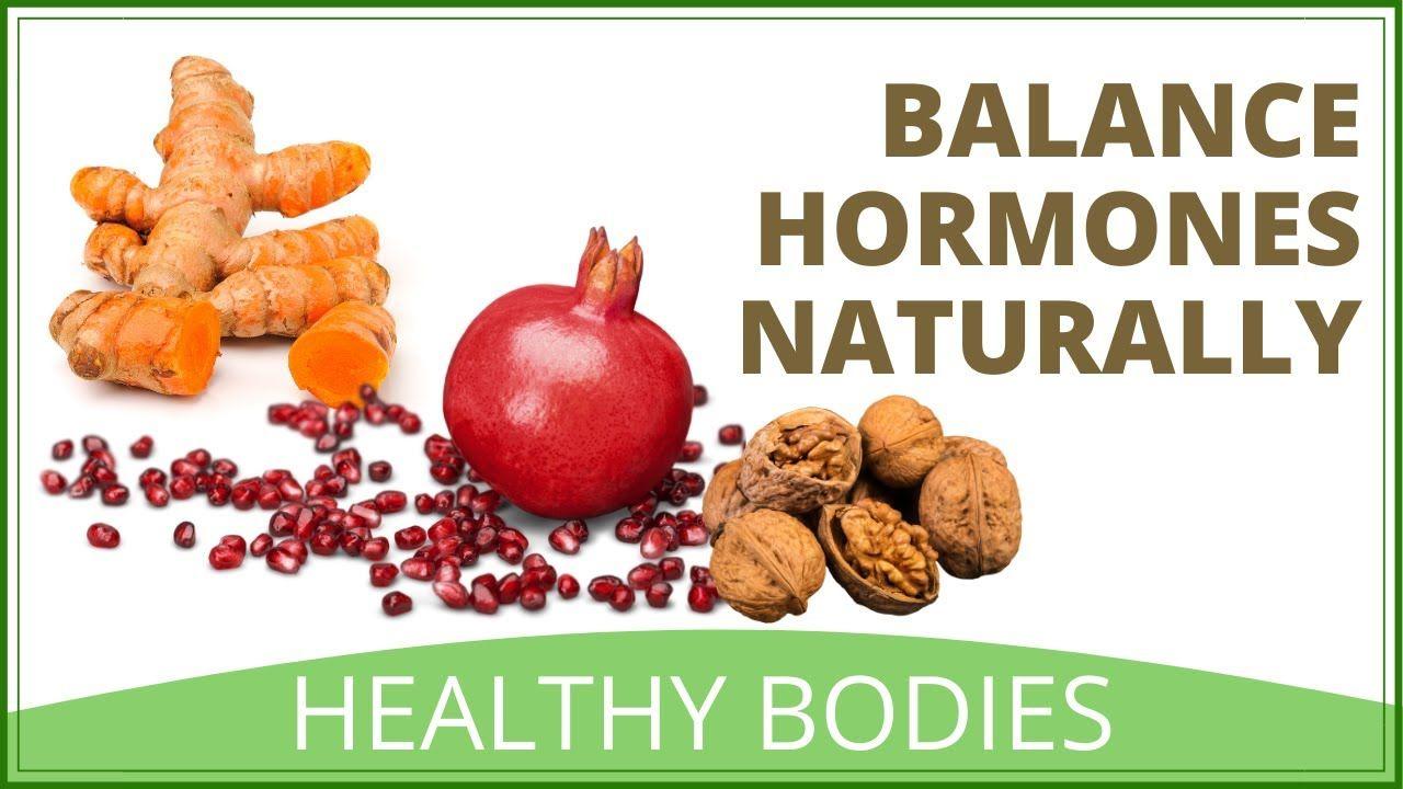 how do you balance your hormones