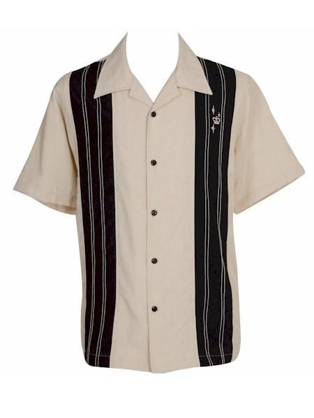 Style classics the tony soprano bowling shirt things i for Tony soprano polo shirts