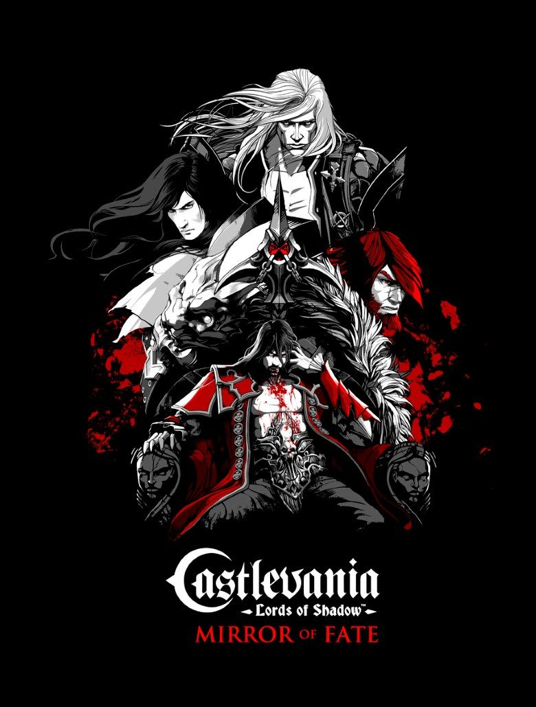 Castlevania Castlevania Lord Of Shadow Lord Of Shadows Video Game Art