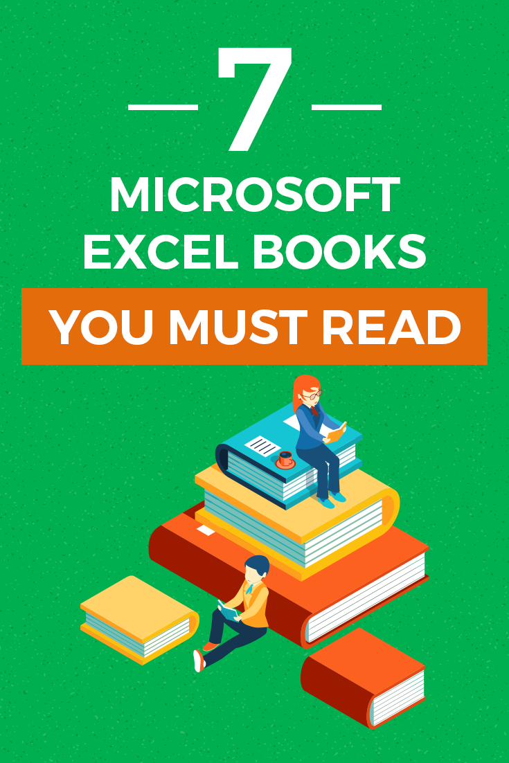 7 microsoft excel books you should read to level up your skills