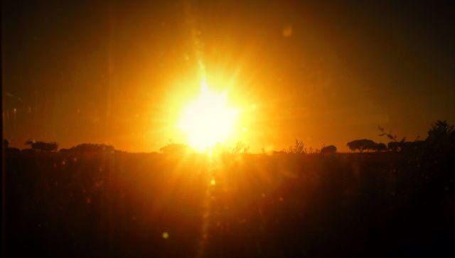 Pôr-do-sol Alentejo