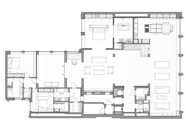 architecture d int rieur plan vacances arts guides. Black Bedroom Furniture Sets. Home Design Ideas