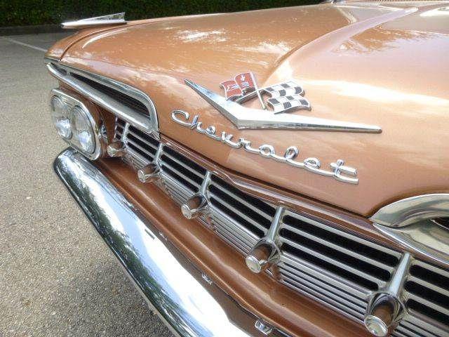 1959 Chevrolet Biscayne Brookwood Orlando Fl Classic Cars