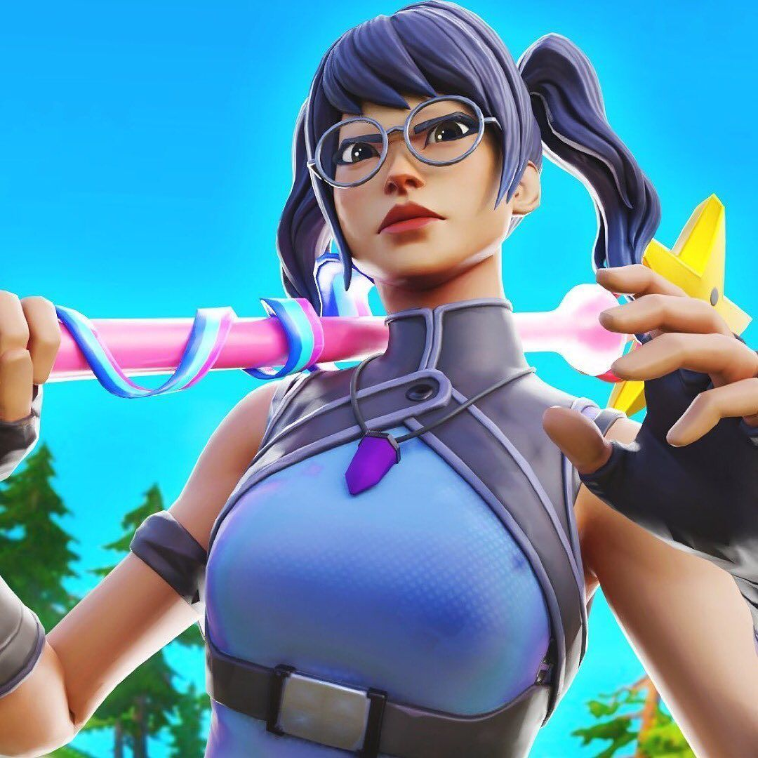 Fortnite Thumbnails On Instagram Crystal Credit Hybrid Lux Tags Fortnitethumbnai In 2020 Fortnite Thumbnail Skin Images Best Gaming Wallpapers