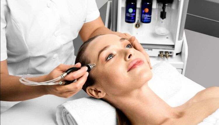 Hydrating Facial Advanced Skin Care Collagen Facial In 2020 Advanced Skin Care Effective Skin Care Routine Facial Treatment