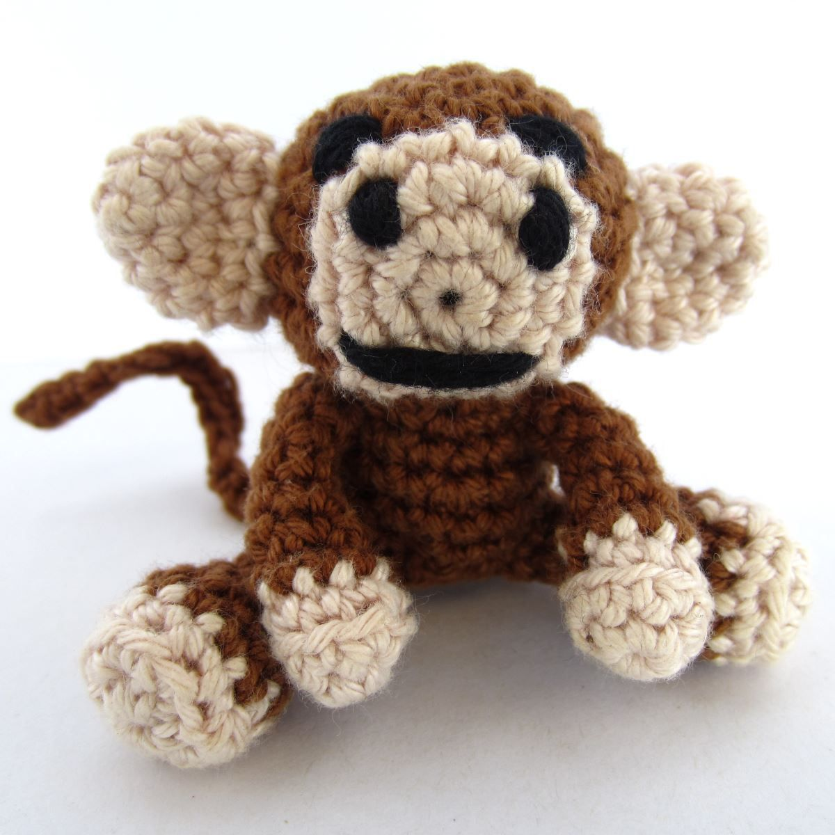 Amigurumi Affe Häkeln Beitragsbild Crochet Kids Häkeln Affe