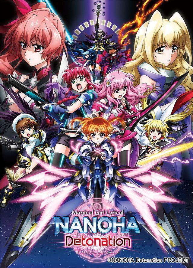 Magical Girl Lyrical Nanoha Detonation to Open 19 October