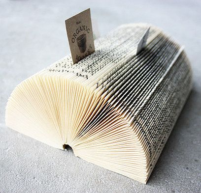 Mud cloth slate trivet business card holders business cards and how to make a diy business card holder from an old book make a stylish business card organizer in less than 5 minutes colourmoves