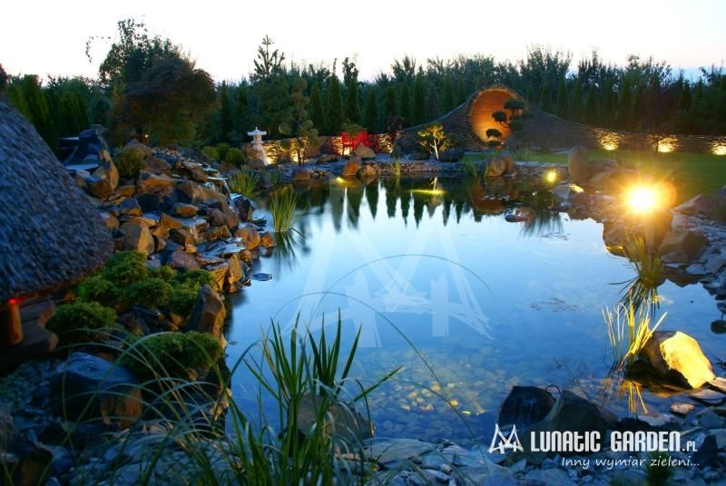 Realizacje   Lunatic Garden
