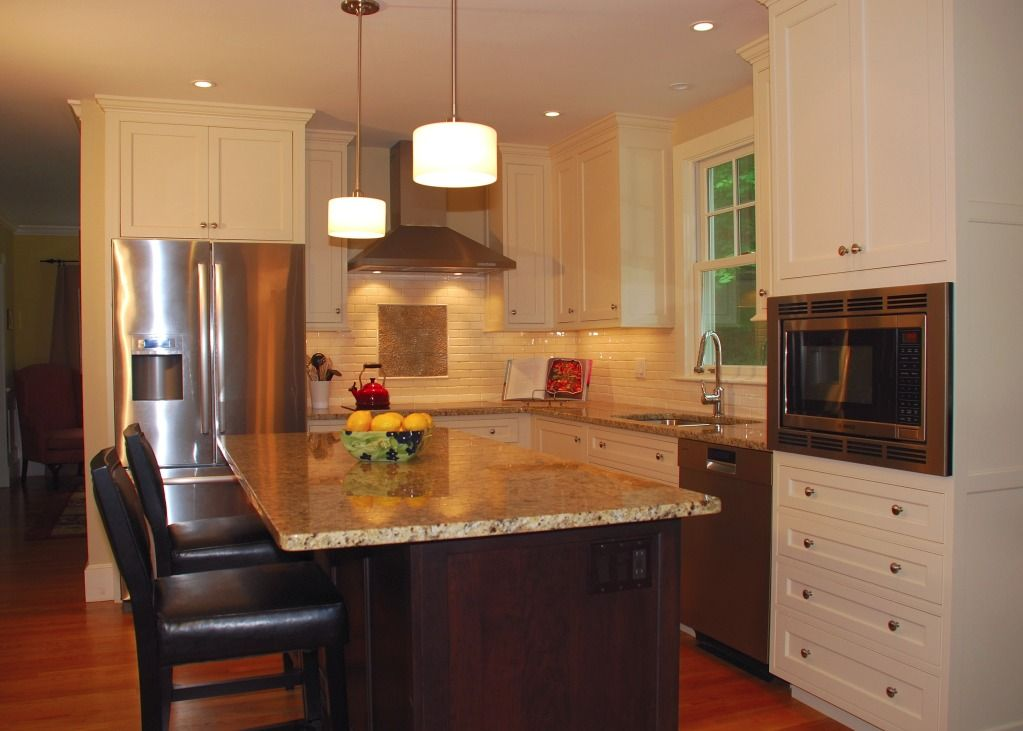 Custom Plato Kitchen Designed By The Kitchen Works In Acton, MA!
