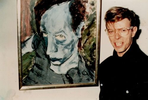 David Bowie - Art, Sex and Rock and Roll.