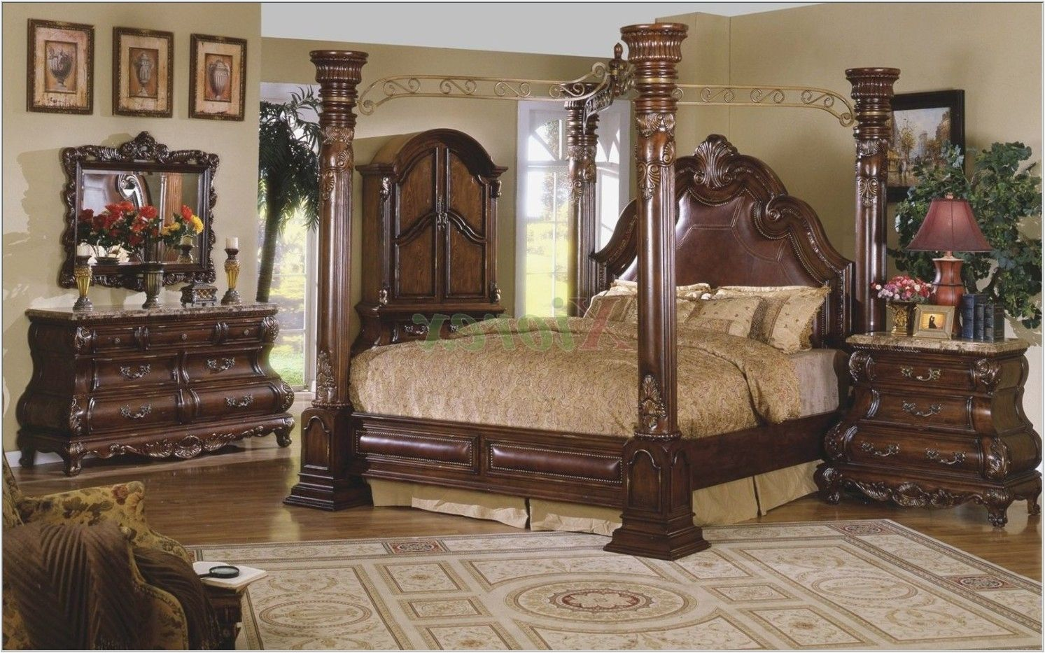 Raymour And Flanigan King Bedroom Sets