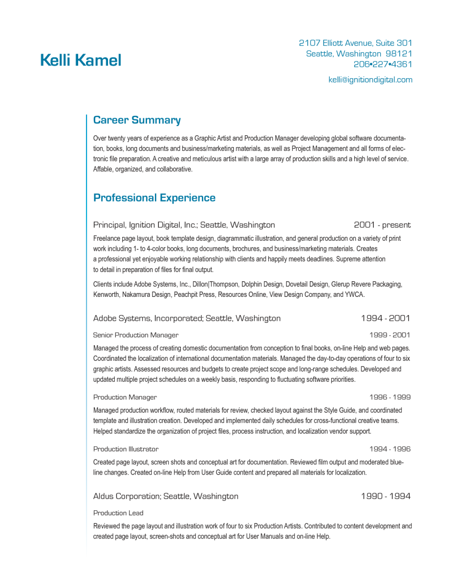 10 Localization Project Manager Resume | Riez Sample Resumes