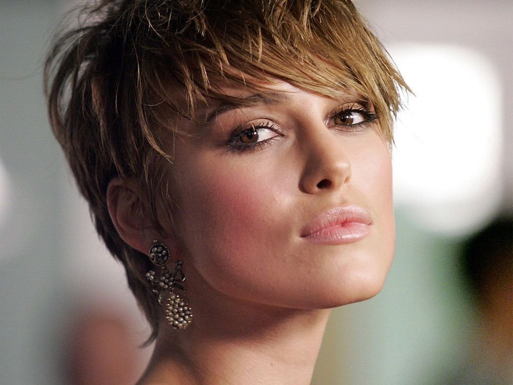 Keira Knightley Rocks Short Hair Better Than Anyone