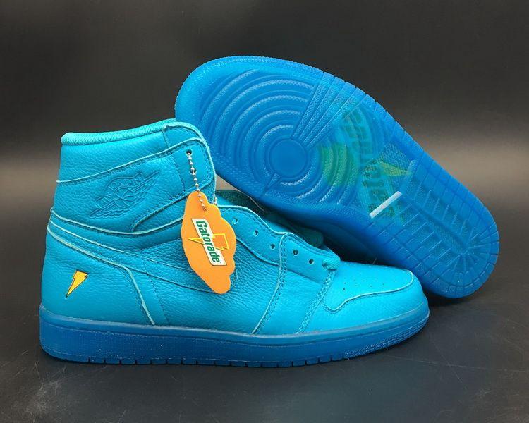 timeless design 630f1 901ac Fashion Air Jordan 1 Gatorade