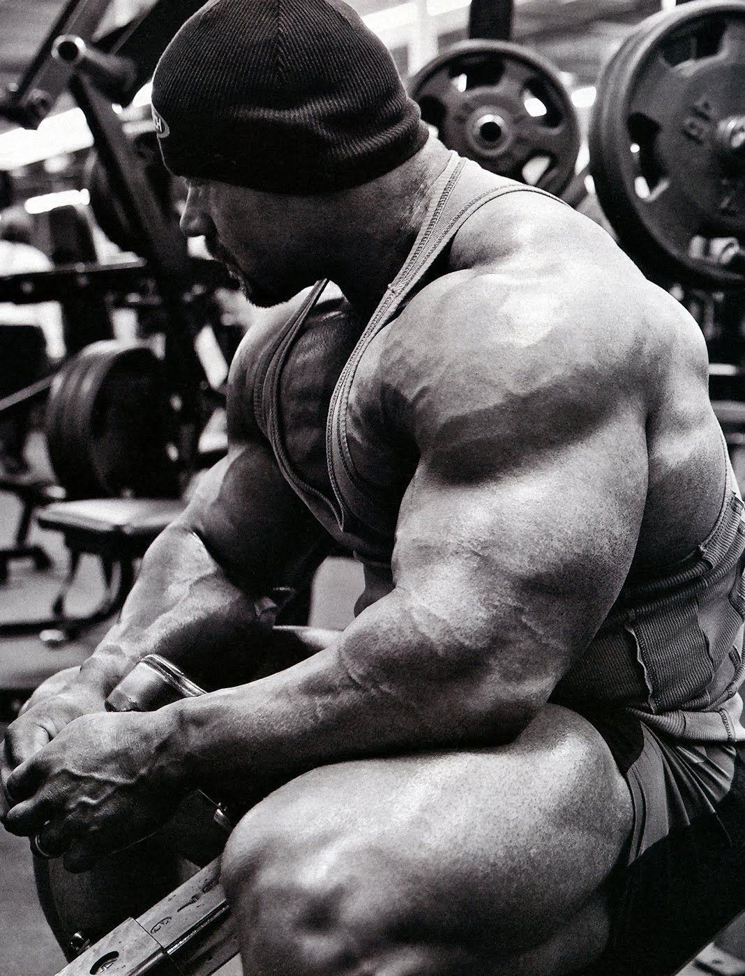 Pin On Branch Warren Ifbb Professional Bodybuilder