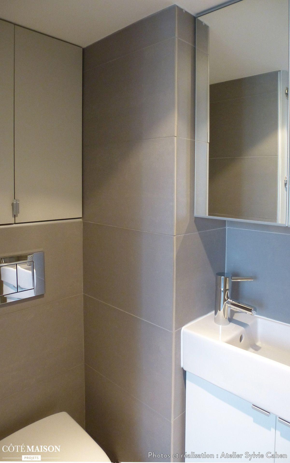 Mini Duplex De 11m2 Pour Etudiant Rue Du Cherche Midi Paris 06 Atelier Sylvie Cahen Cote M Chambre De Bonne Rue Du Cherche Midi Amenagement Petit Studio