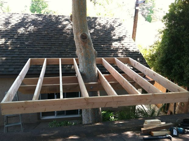 how to build a treehouse. Building A Treehouse How To Build