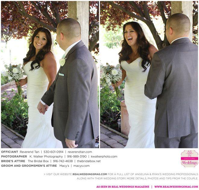 Sacramento Wedding Inspiration: Angelina & Ryan {from The