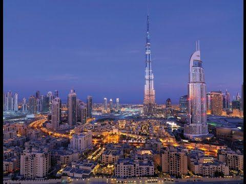 A visit to The Burj Khalifa, Dubai
