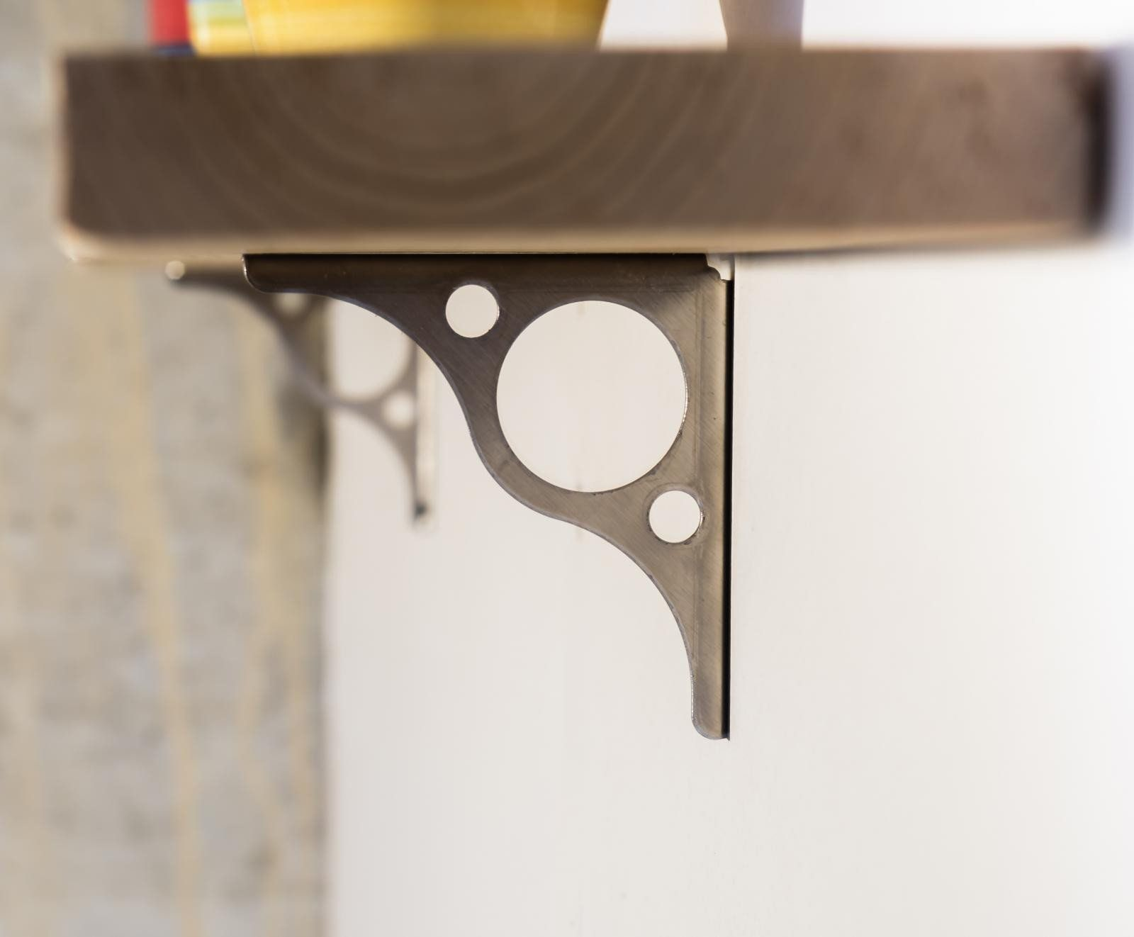APEX Stainless Steel Shelf Brackets in 2019 | Apartment renovation