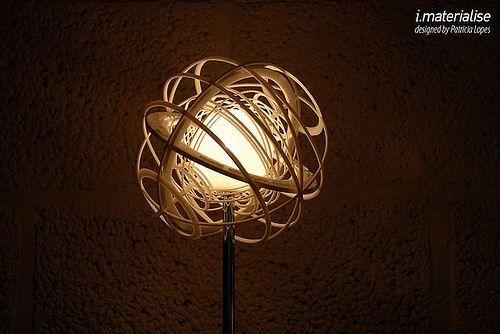Table Lamp 3d Studio