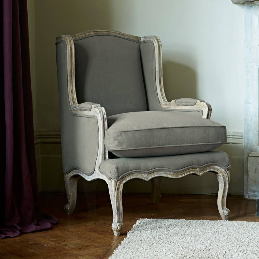 Astonishing Louis French Armchair Sage Tapicerowanie Armchair Pdpeps Interior Chair Design Pdpepsorg