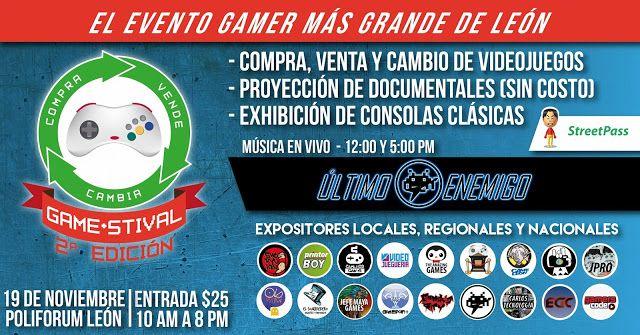 Kagi Nippon He ~ Anime Nippon-Jin: Gamestival 2da edición 2017 - León, Guanajuato, Mé...