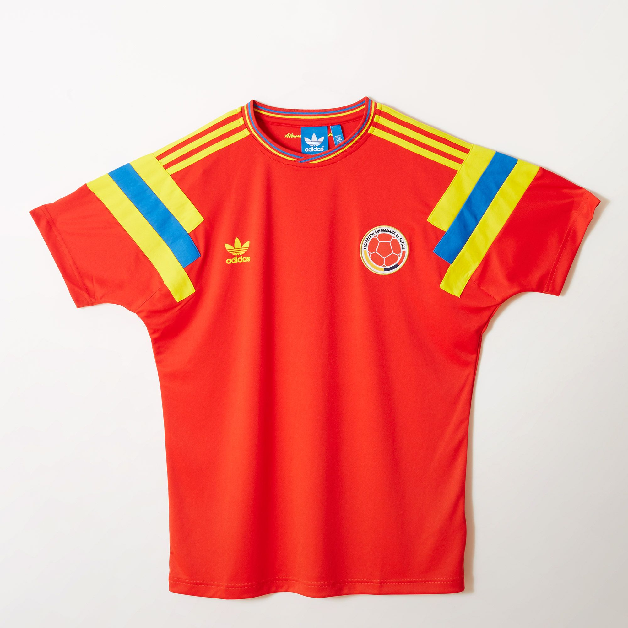 info for 86512 f87d8 Camiseta Originals Colombia Italia 90   179.900 Adidas Colombia, Italia,  The Selection, Sports