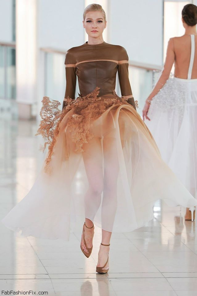 haute+couture+2015+Stephane+Rolland   Stéphane Rolland Haute Couture spring/summer 2015 collection