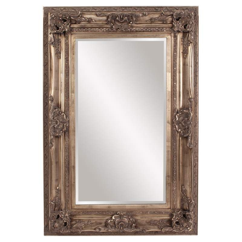 View The Howard Elliott 57001 Victoria 60 X 40 Antique Champagne Mirror At Build