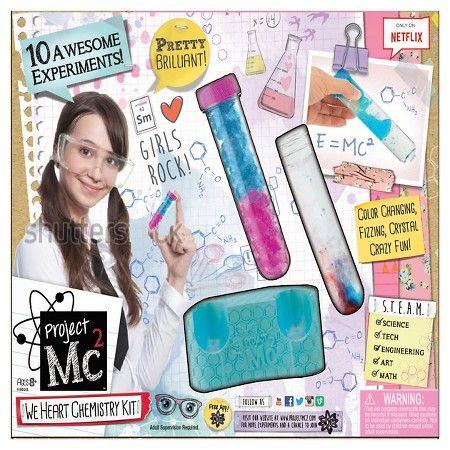 Project Mc2 We Heart Chemistry Kit : Target