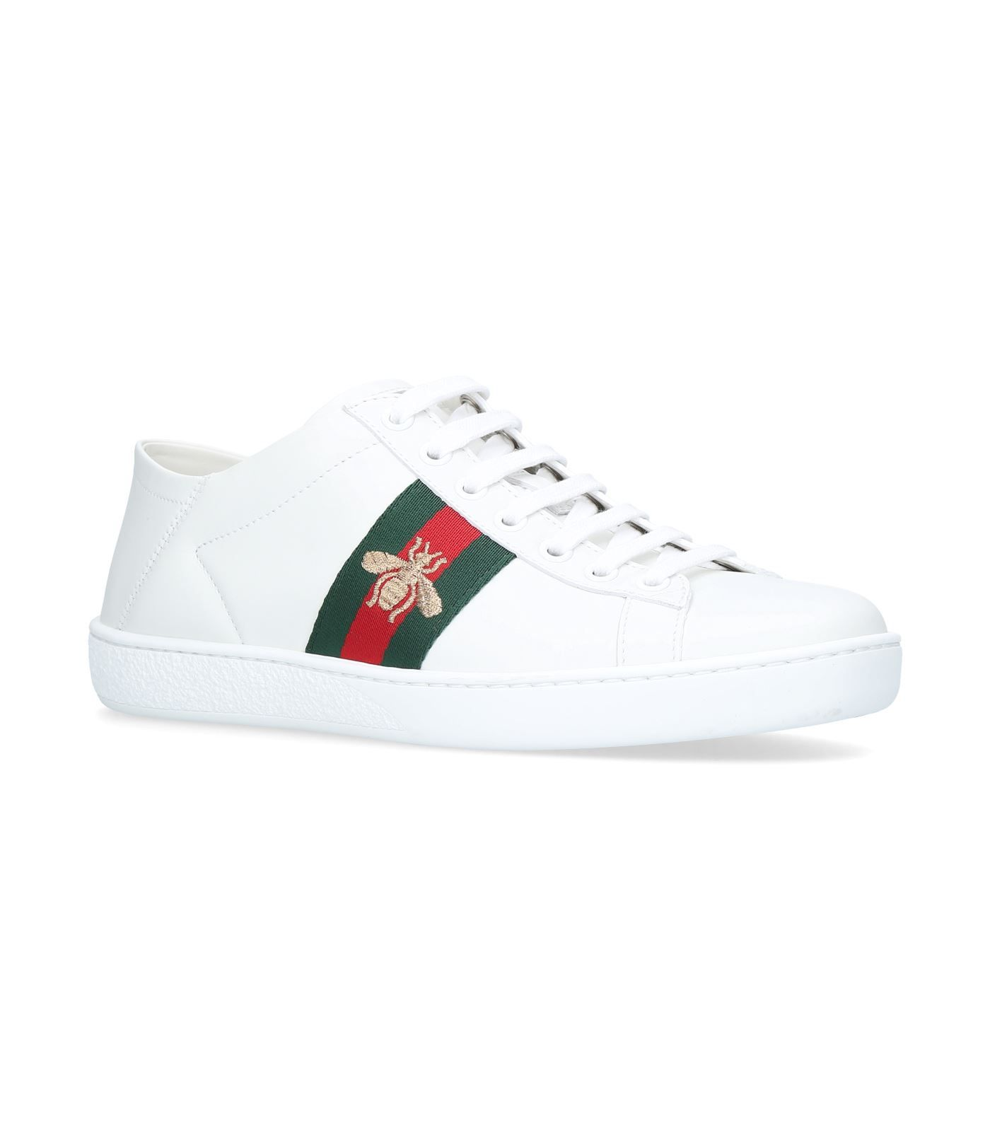 1289810ee Gucci Embroidered Bee Ace Sneakers #AD , #Ad, #Embroidered, #Gucci, #Bee, # Sneakers, #Ace