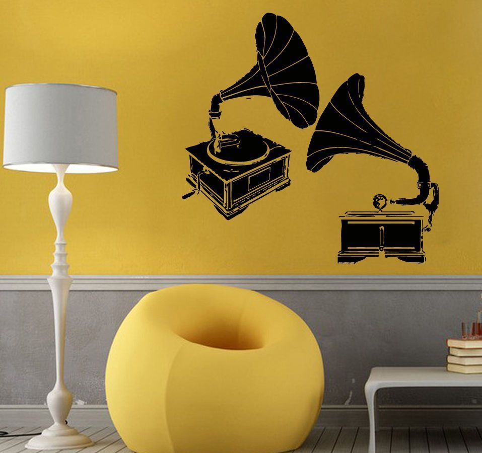Comfortable Music Wall Decorations Ideas - The Wall Art ...