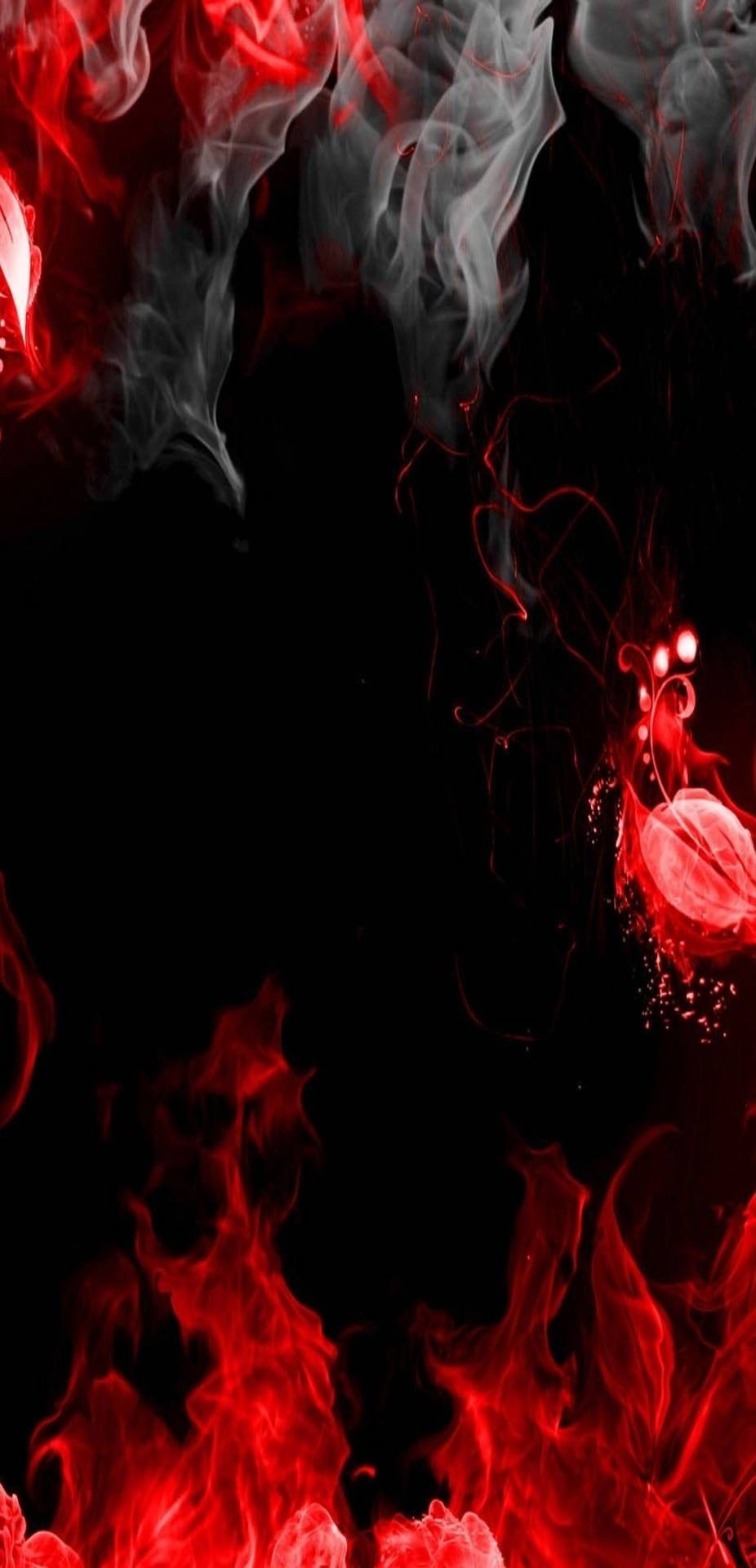 Pin By Chakir Van Der Kleijn On Just Creative Smoke Wallpaper Red And White Wallpaper Red And Black Wallpaper