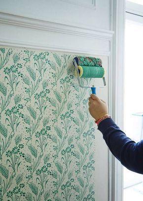 Tips para crear una pared para selfies en tu habitaci n en - Easy paint designs for walls ...