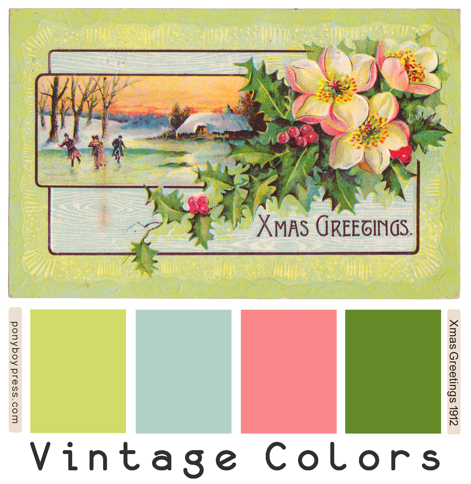 Perfect Color Scheme Numbers Frieze - Coloring Page ...