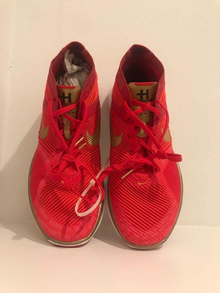 bbfa2886daf063 Nike Men s Free Train Instinct Kevin Hustle Hart Shoes Red Gold Sz 9  848416-876  fashion  clothing  shoes  accessories  mensshoes  athleticshoes   ad (ebay ...