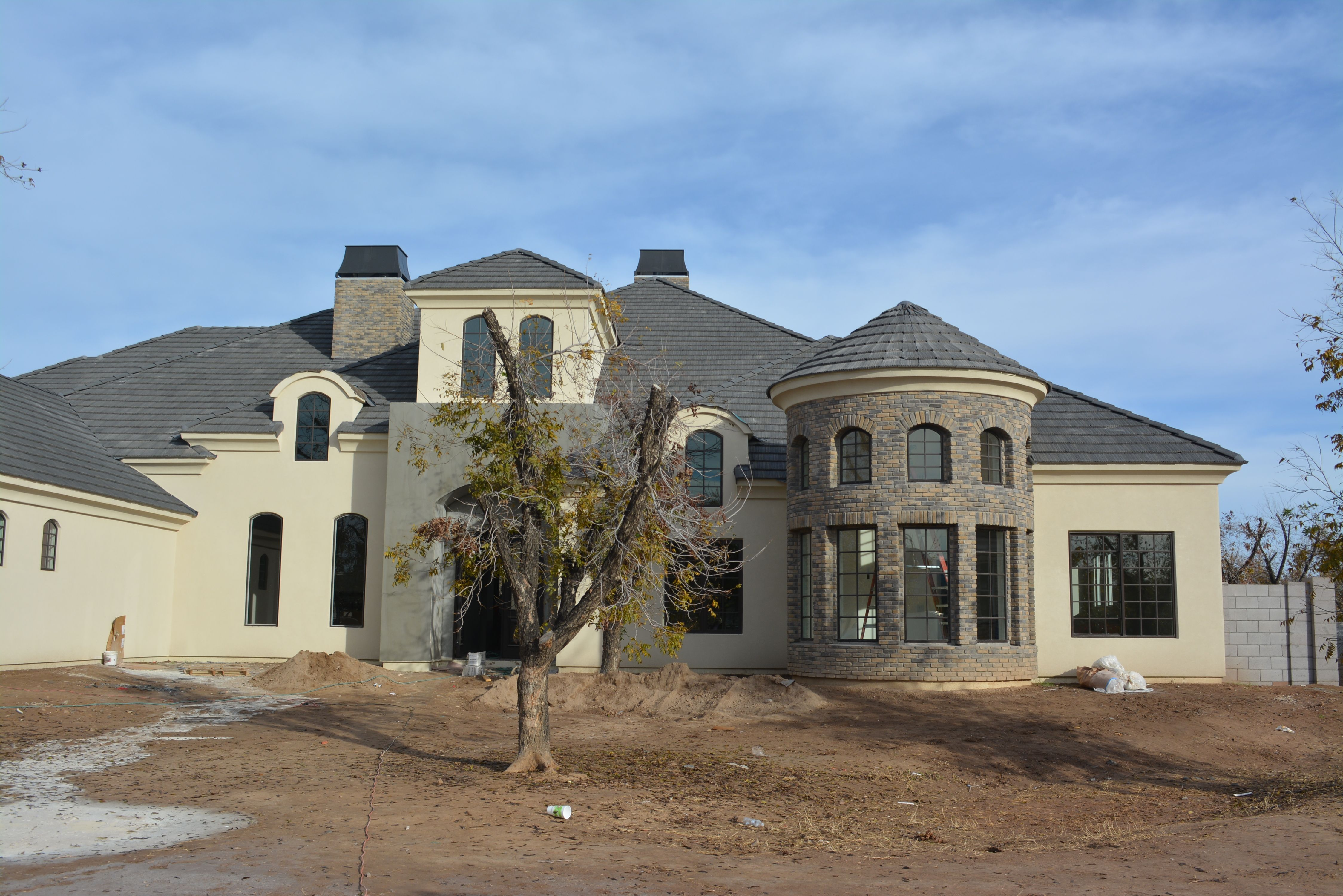 French Country Estate In Pecans Queen Creek Az
